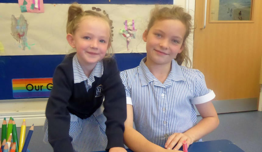 Year 5 Become Buddies!