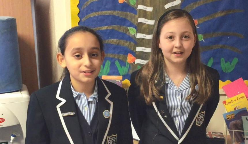 School Captains Video: Our Goals for the Year