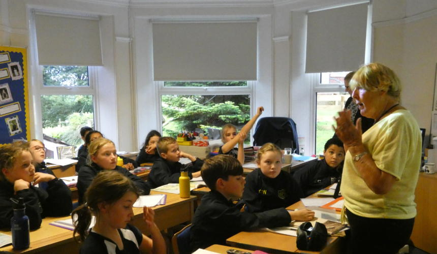 Year 6 Discover World War Two