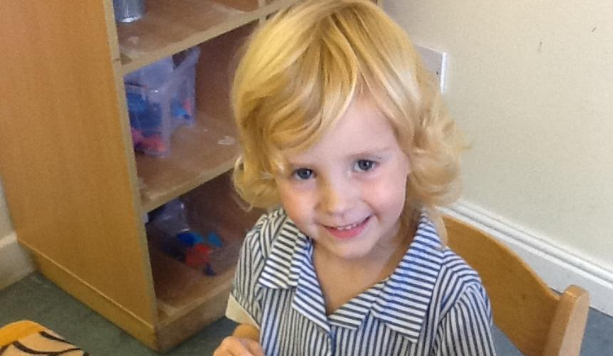 Instilling a Love of Learning in Nursery