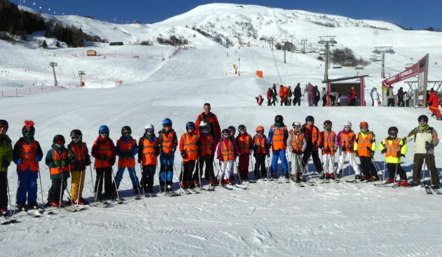 The Benefits of a School Ski Trip