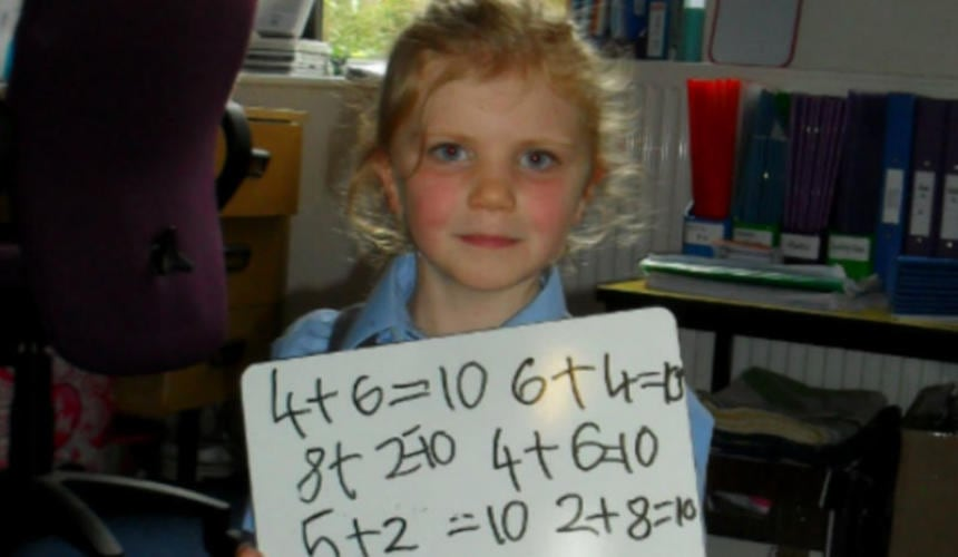 Year 1 Number Bonds