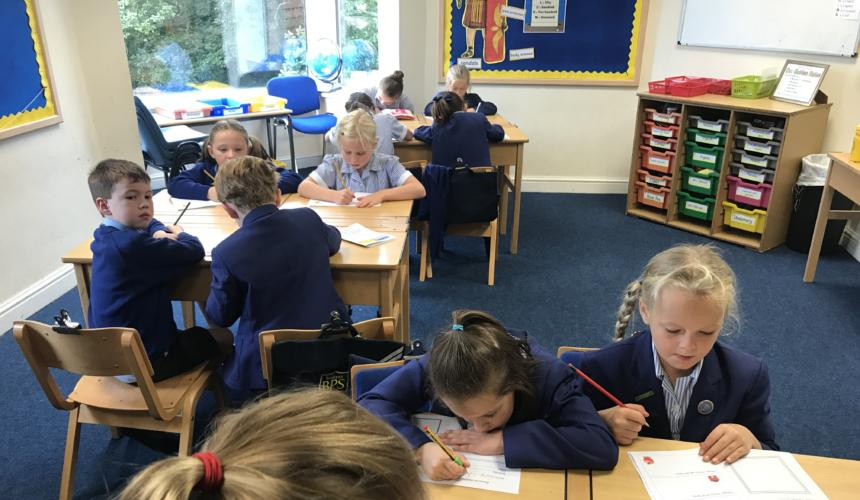 Year 3's Fantastic Start in the Juniors