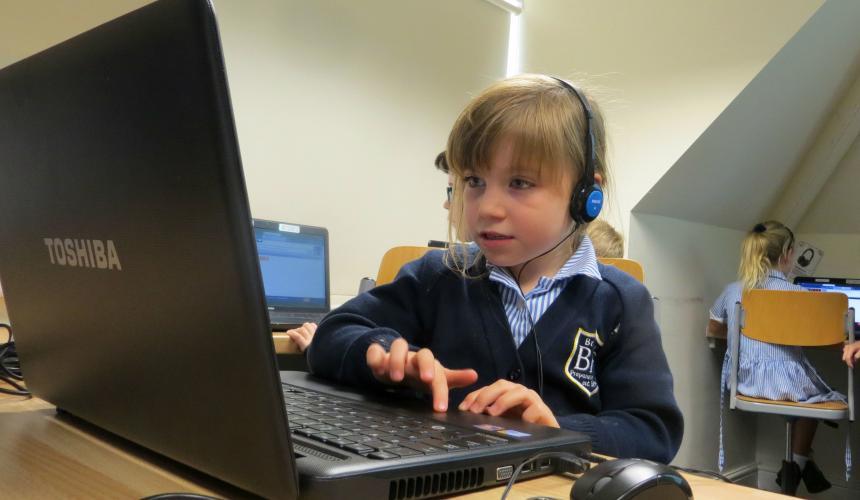 Computing Skills in Year 2