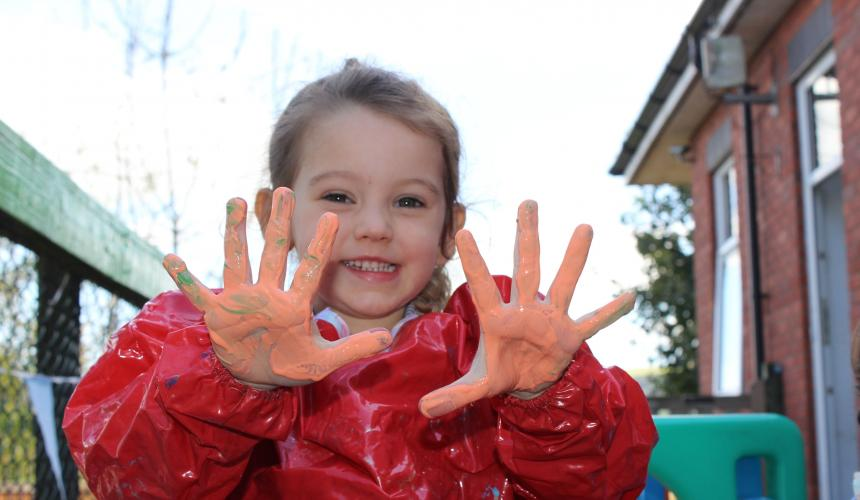 The Importance of the Prime Areas of Learning within the EYFS