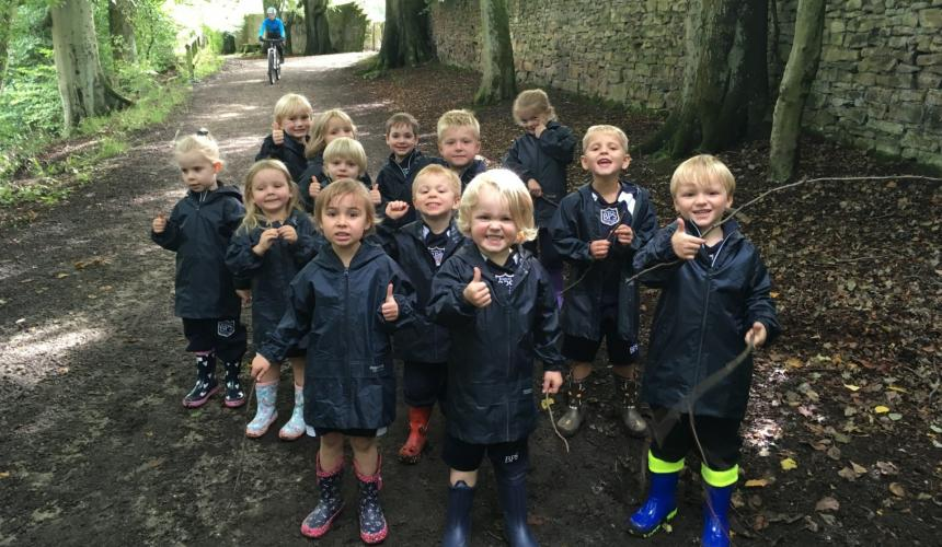 Natural Environment Learning in Early Years