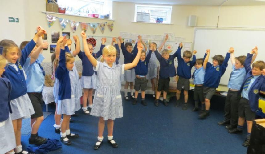 Drama Rehearsals for Years 1 & 2