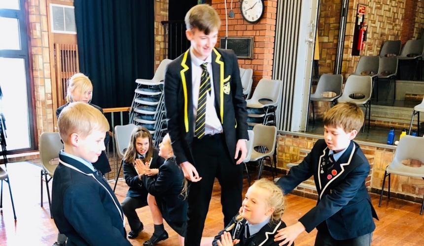 Stockport Grammar Drama Workshop