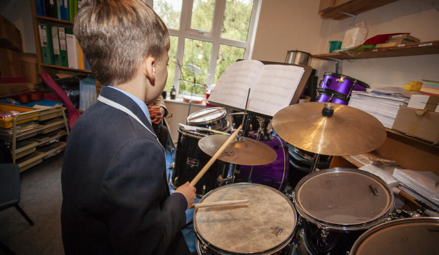 The Value of Instrumental Lessons