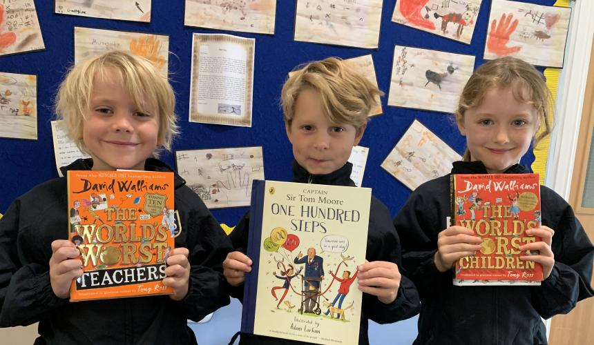 Nurturing a Love of Reading in Year 3