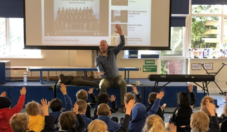 Engaging a Love of Learning in the Performing Arts