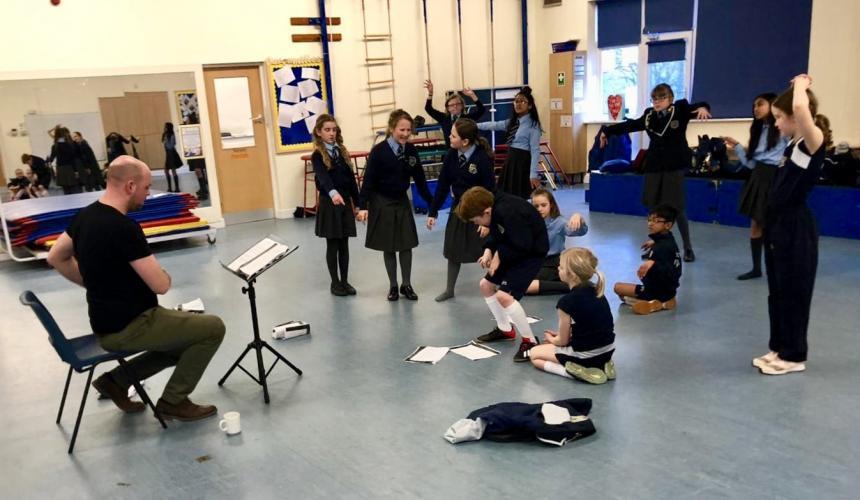 Performing Arts at Brabyns