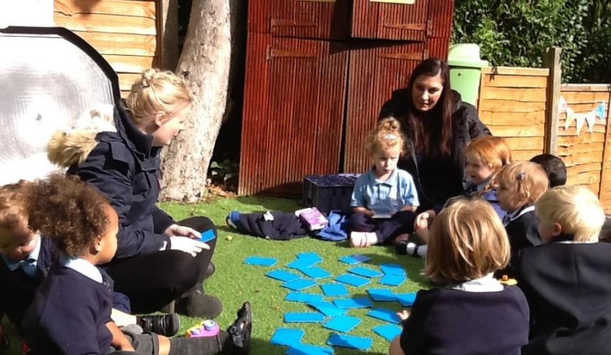 Video: Nursery's First Fortnight