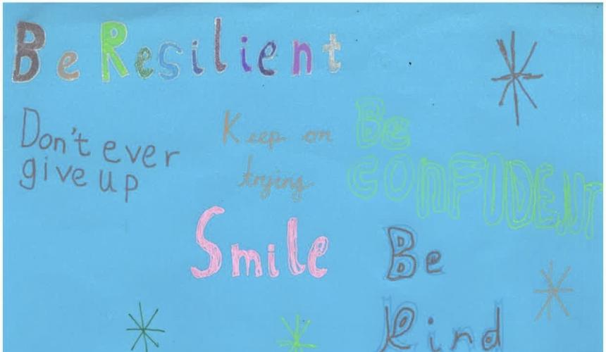 Developing Resilience in Year 3
