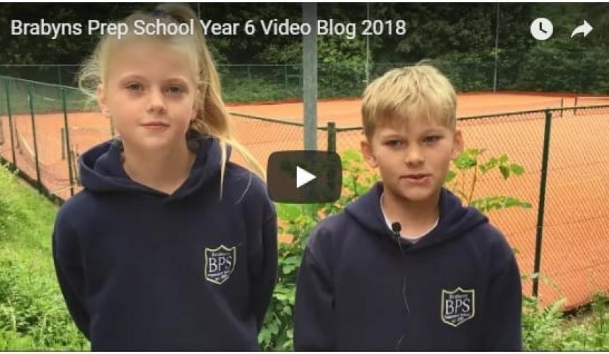 School Captains Video Blog