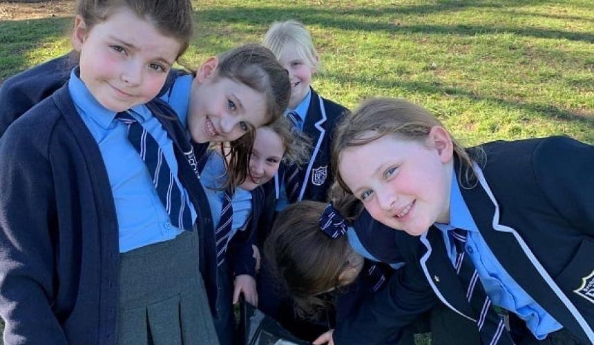 Nurturing Nature in Forest School