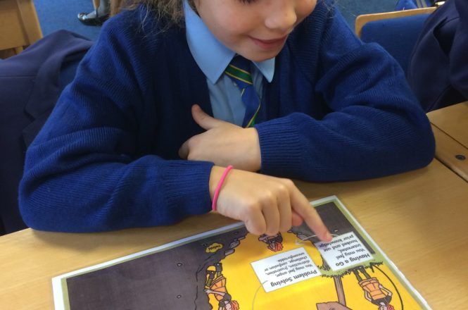 Building Resilience in Year 3