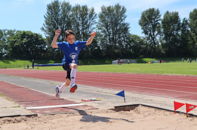 Junior Sports Day!