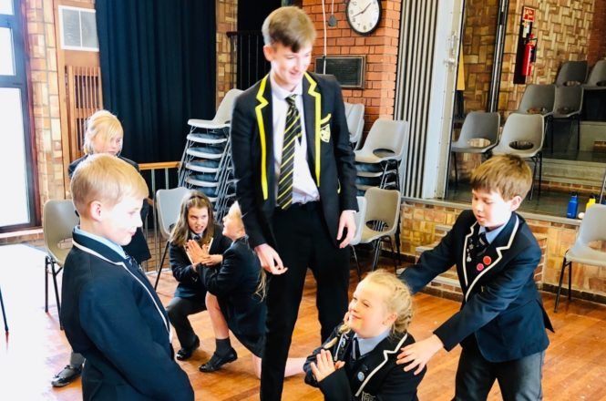 Stockport Grammar Drama Workshop