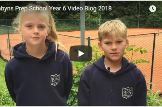 School Captains Video Blog