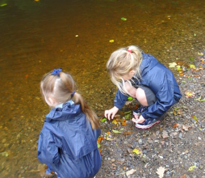 How We Engage Children in Learning at Brabyns