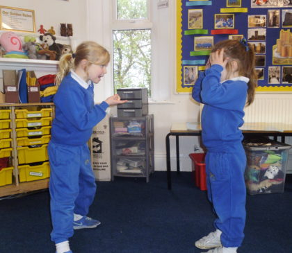 Year 1 Perform Traditional Tales