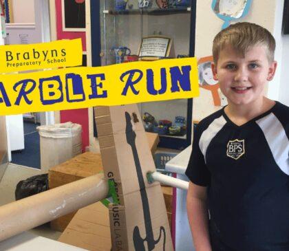 Marble Run Challenge