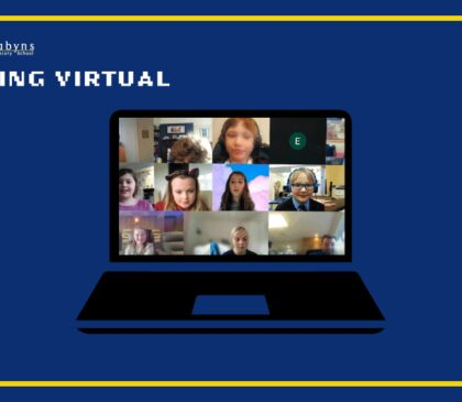 The Virtual Schooling Challenge by Mr Sanders