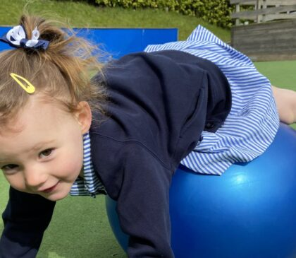 The Importance of Developing Gross Motor Skills