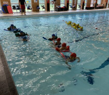 Reception Swimming Gala