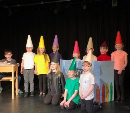 Year 2 are National Champions at Drama Festival