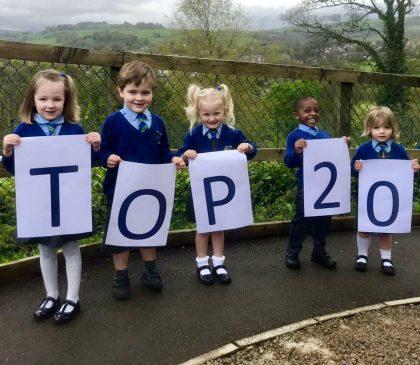 Top 20 Nursery Group Award