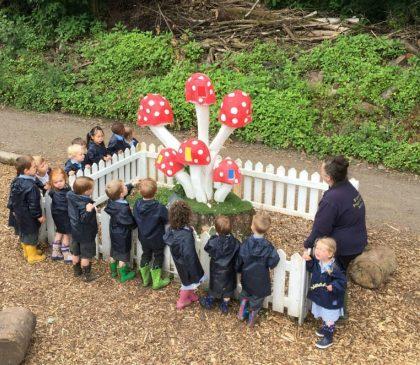 Nursery Visit the Garden House