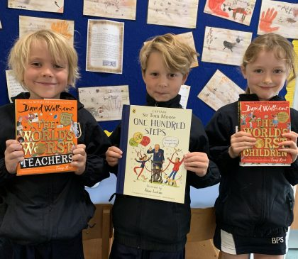 Nurturing a Love of Reading in Year 3