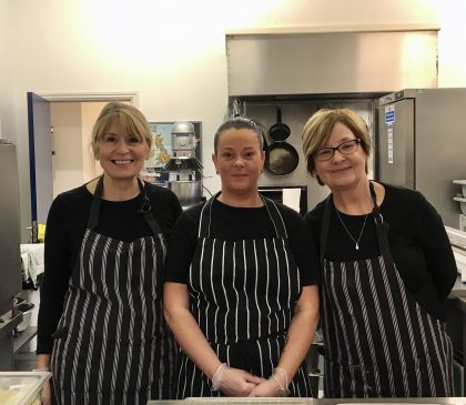Five Star Hygiene Rating for our Catering Team