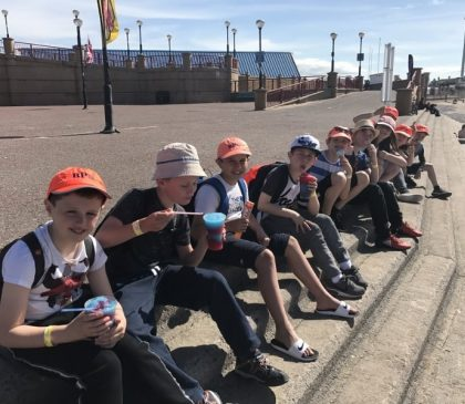 Year 5 and 6 Residential to Llandudno