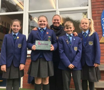Brabyns Awarded Millie's Mark