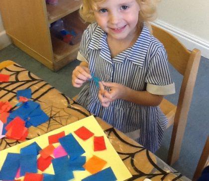 Instilling a Love of Learning in Nursery