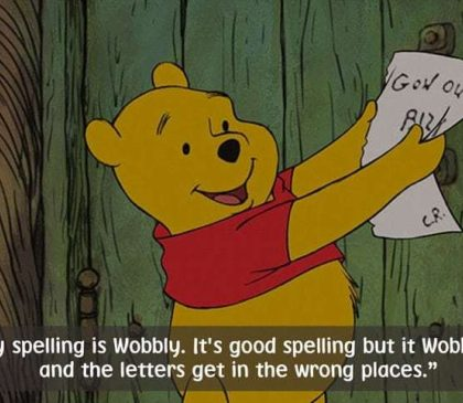 Spelling Blog